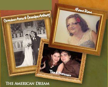 Francesco & Tina Suglia American Dreams