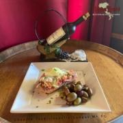 Italian Eggs Benedict • Nonna Rossa's Italian Restaurant