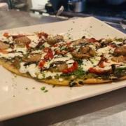 Italian Flatbread • Nonna Rossa's Italian Restaurant