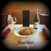 Pesto Spaghetti Pecorino • Nonna Rossa's Italian Restaurant