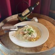 Fettucine Gorgonzola - Nonna Rosas Italian Restaurant